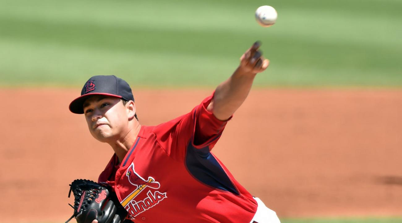 marco gonzales cardinals tommy john surgery injury