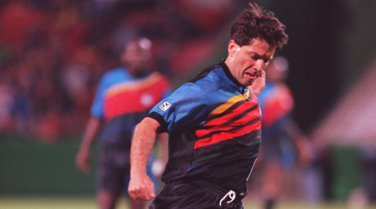 Preki and the Kansas City Wiz beat the Colorado Rapids on April 13, 1996