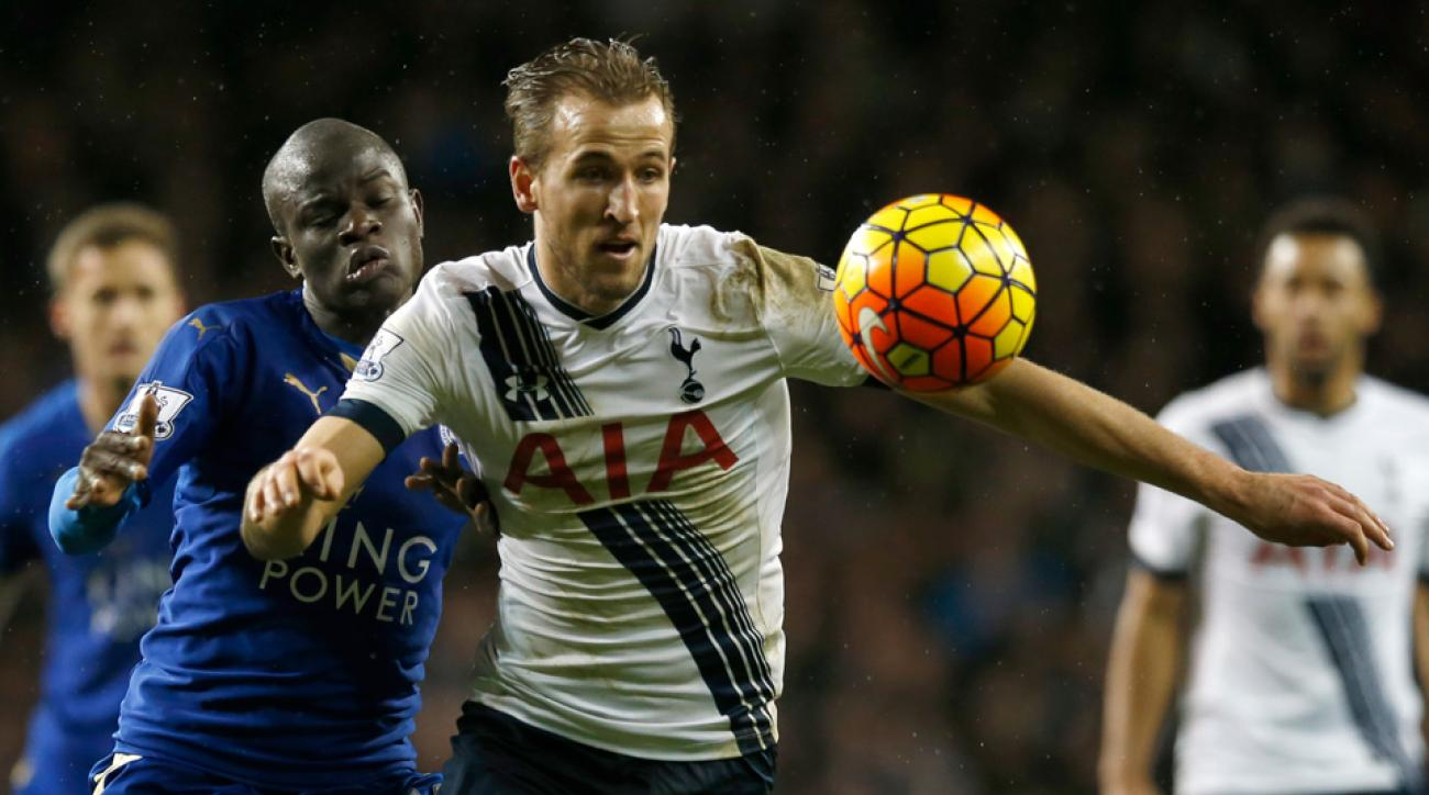 Tottenham, Leicester are engaged in a battle for the Premier League title