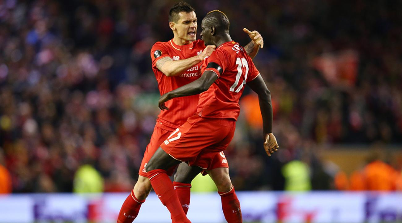 liverpool borussia dortmund goals highlights video europa league