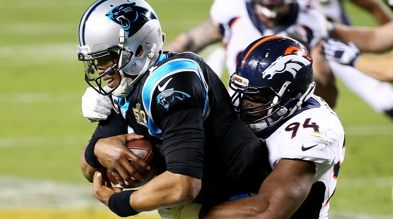 Cam Newton and DeMarcus Ware will meet again Week 1, a rematch of the Broncos' win over the Panthers in Super Bowl 50.