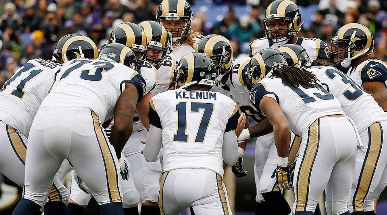 NFL draft: Rams, Titans trade picks; Nick Foles and Case Keenum feel impact