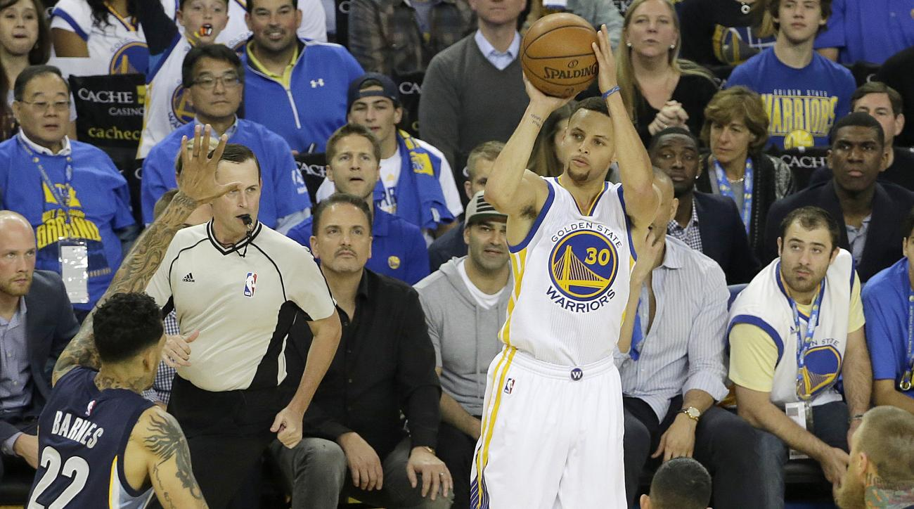 Stephen Curry: Golden State Warriors guard's best 3-pointers | SI.com