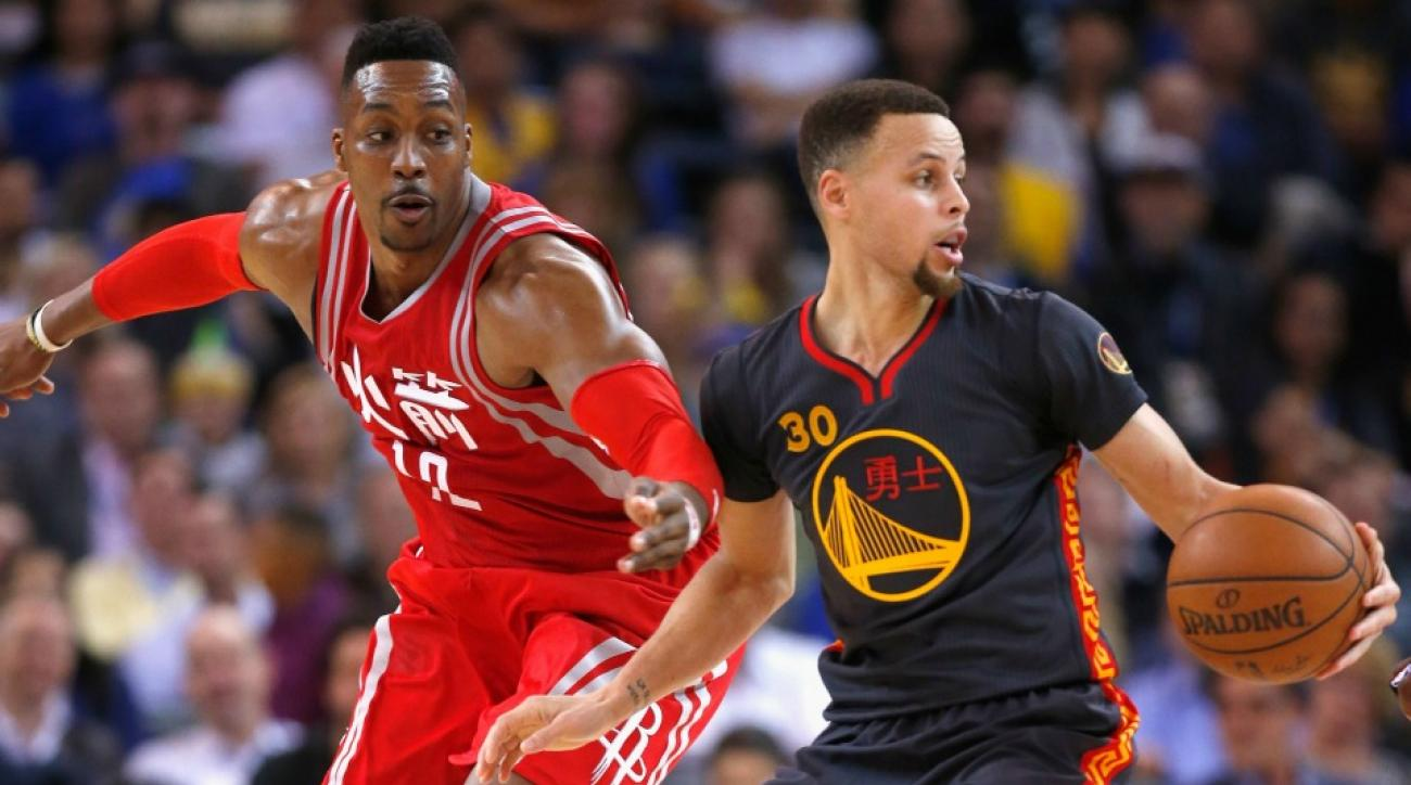 Rockets fans not optimistic about beating the Warriors