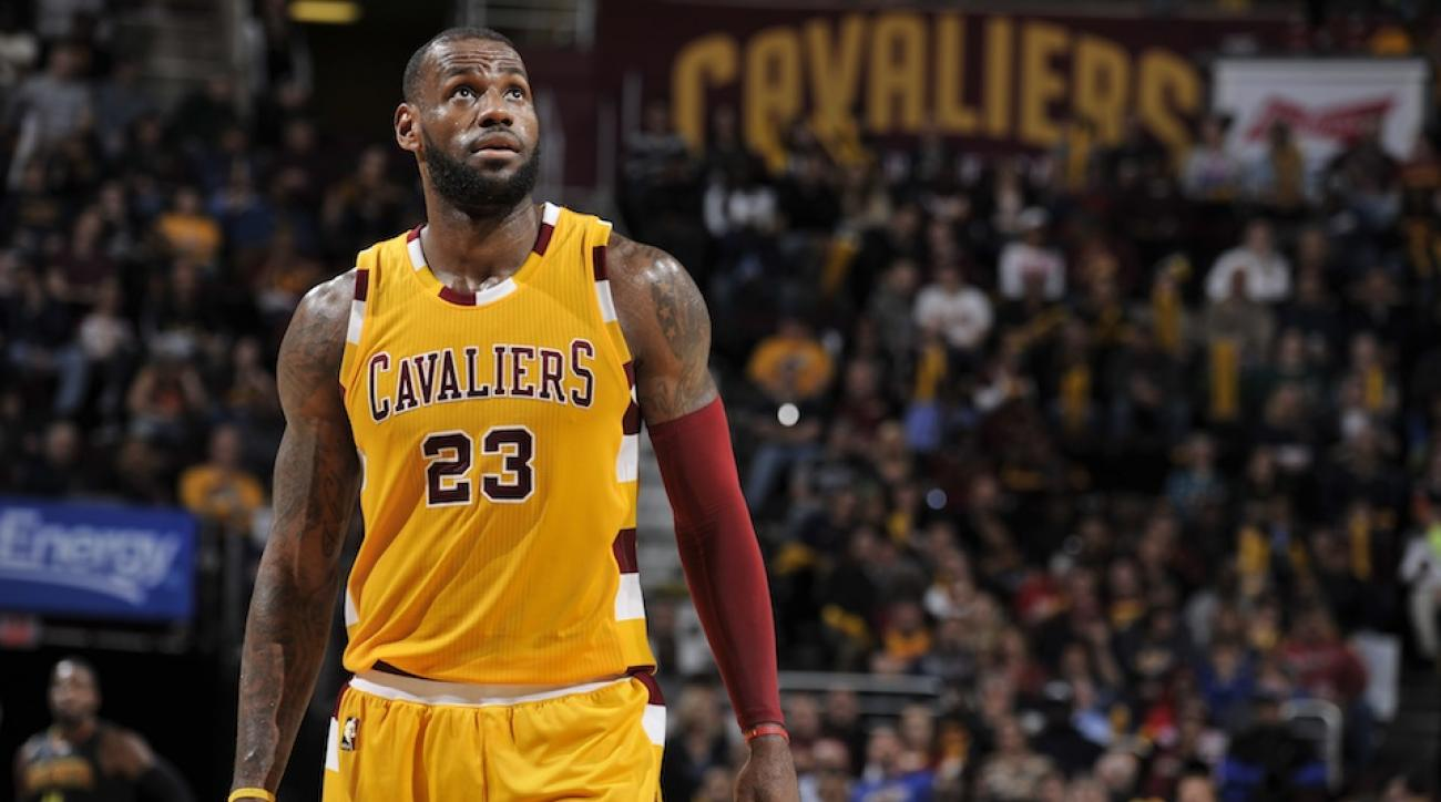 lebron james nba playoff controversies