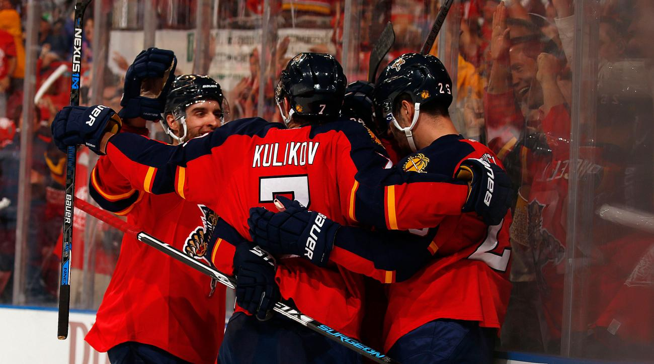 teddy purcell panthers goal spanish