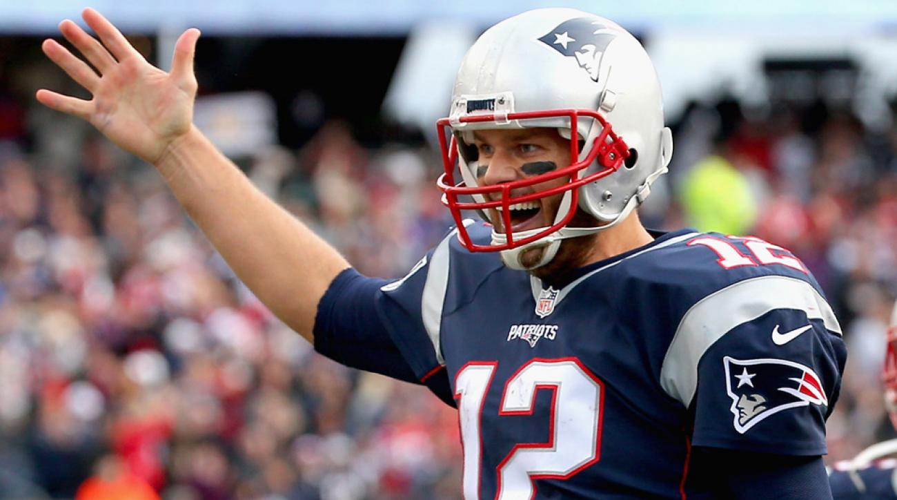 Tom Brady wishes Leicester City good luck in its EPL title quest