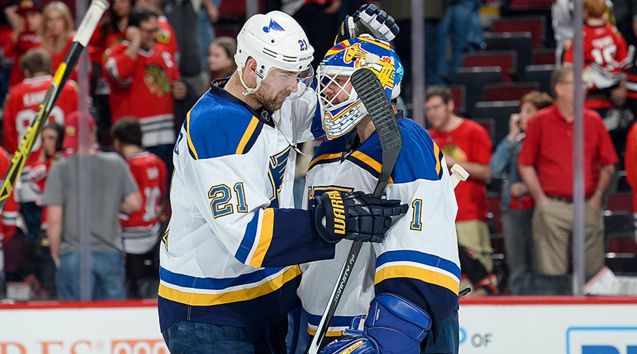 Stanley Cup Playoffs: Blues win Game 3 vs. Blackhawks