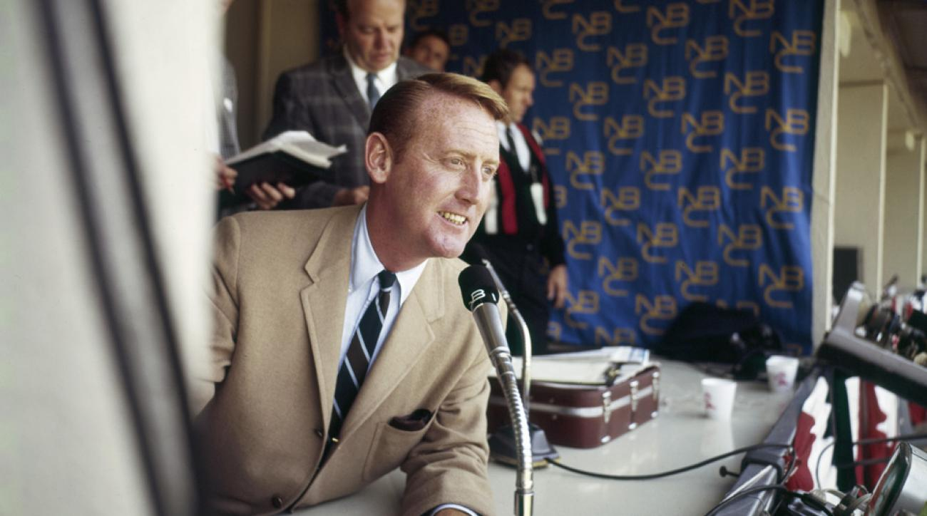 vin scully grocery list
