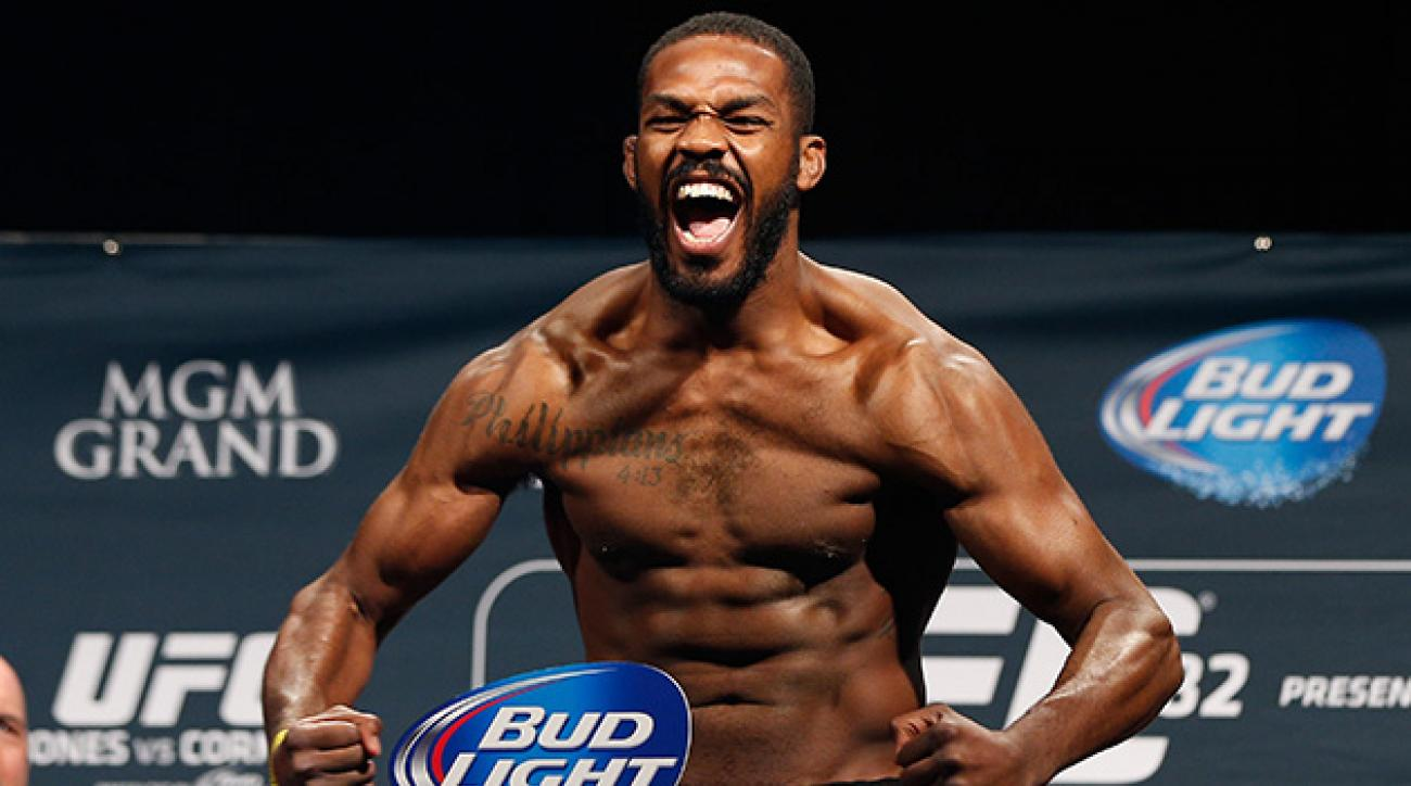 Jon Jones interview ahead of UFC 197 fight with Ovince St ...