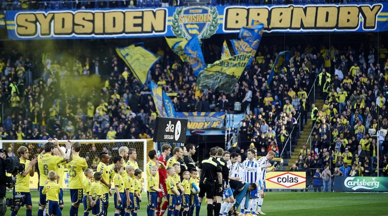 brondby if tifo