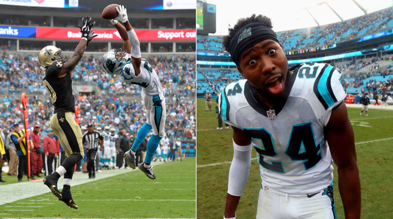Carolina Panthers cornerback Josh Norman is now a free agent.