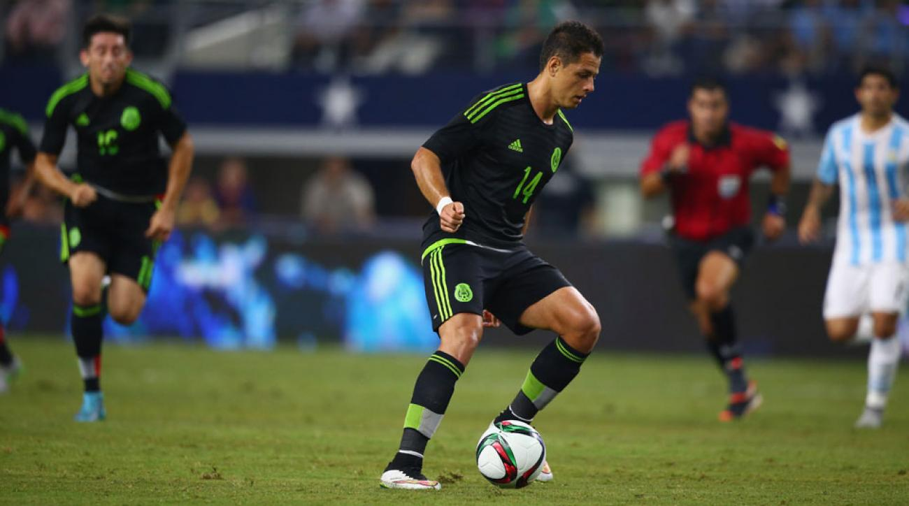Chicharito will play for Mexico at Copa America this summer