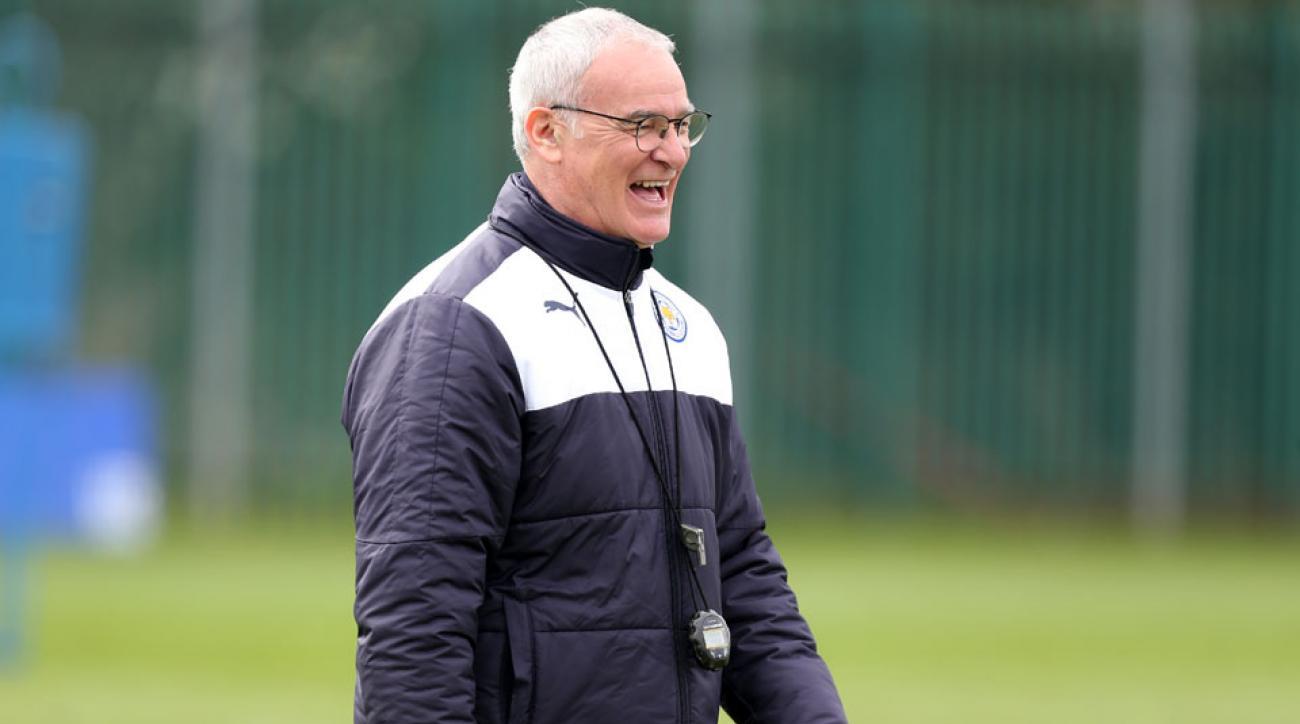 Claudio Ranieri, Leicester City manager