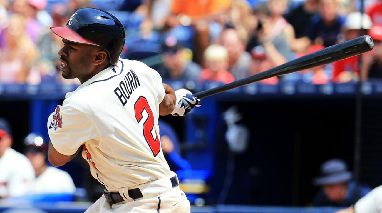 michael bourn signs blue jays minor league deal contract
