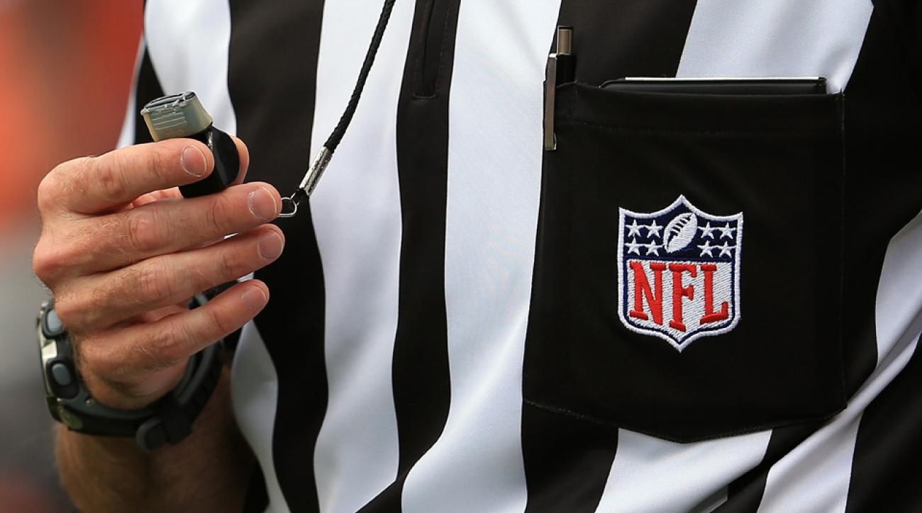 nfl cfl officiating program