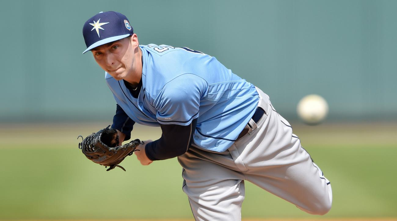rays call up blake snell fantasy