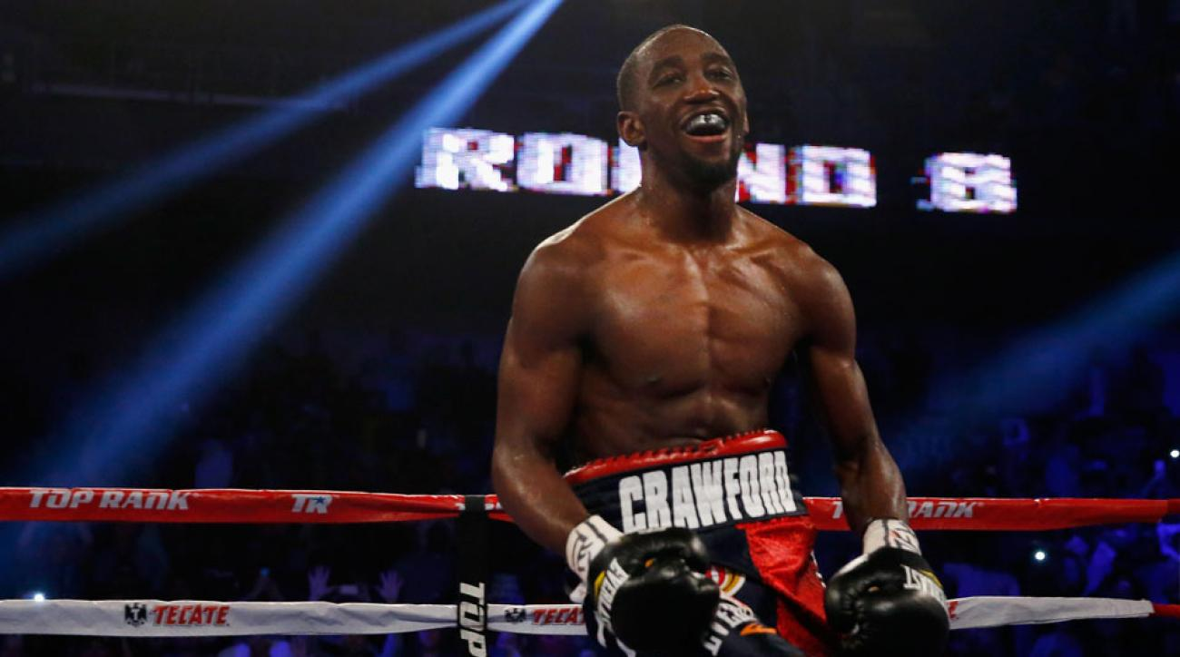 terrence crawford arrested charged autoshop incident