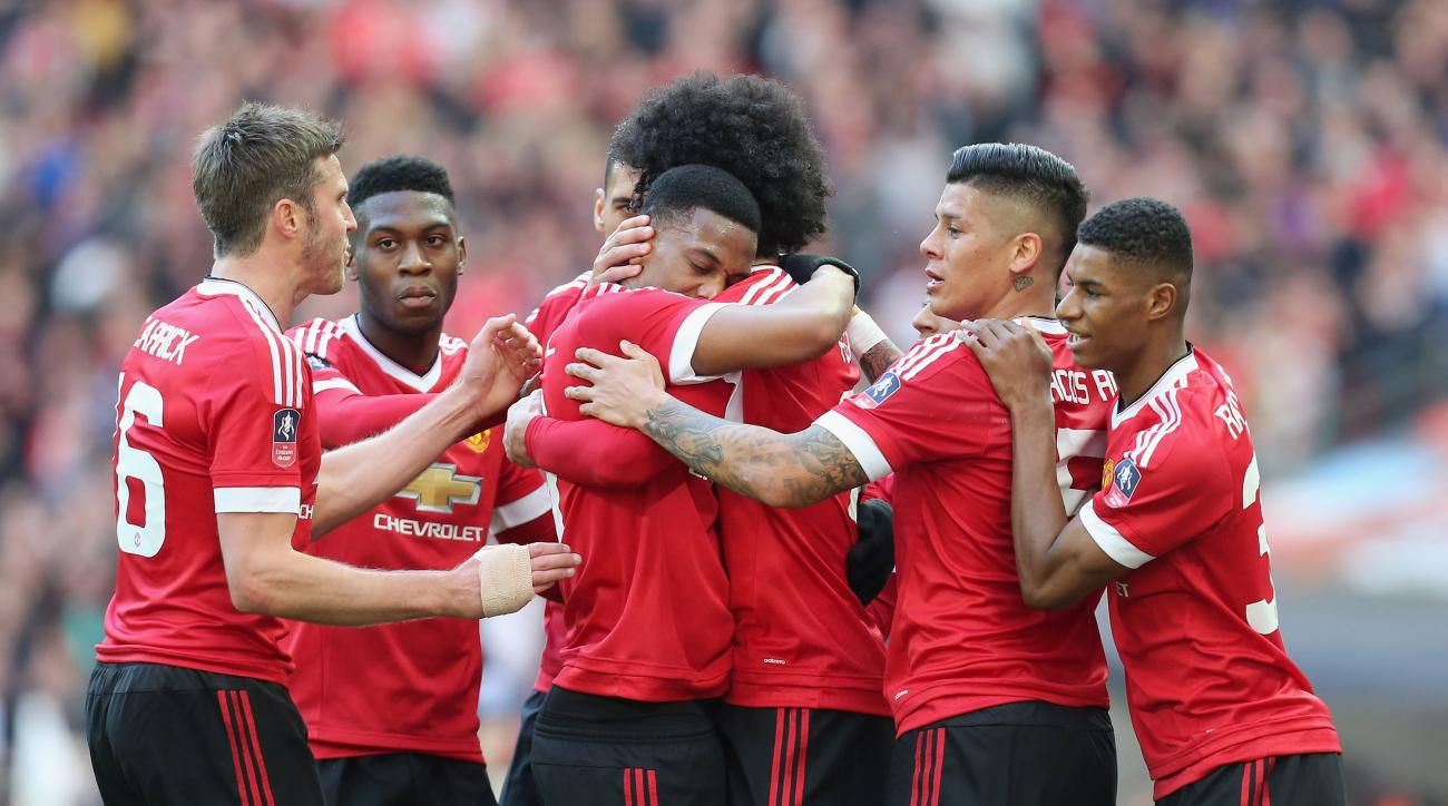 manchester united everton fa cup highlights