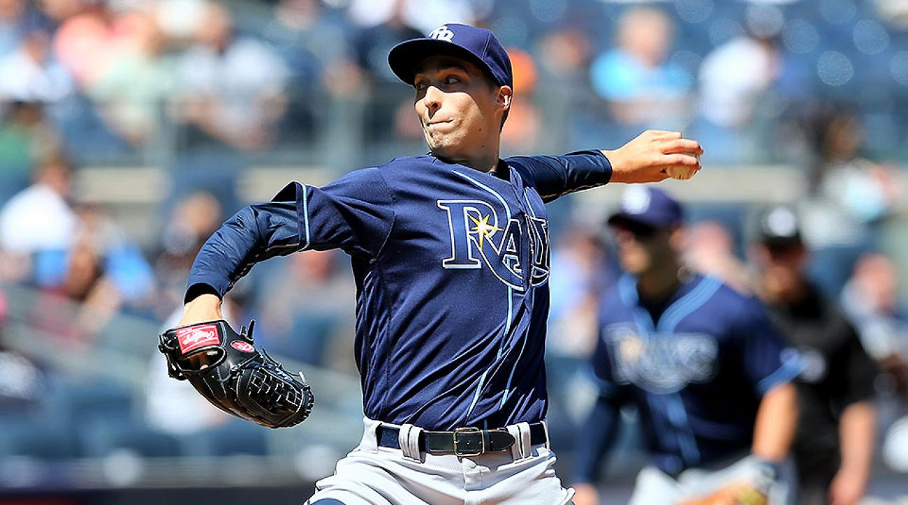 Tampa Bay Rays Blake Snell