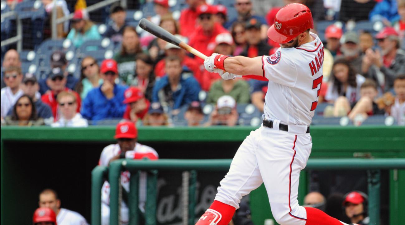 bryce harper pinch hit home run