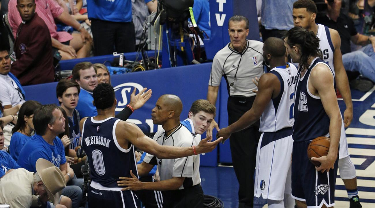 russell westbrook fined language