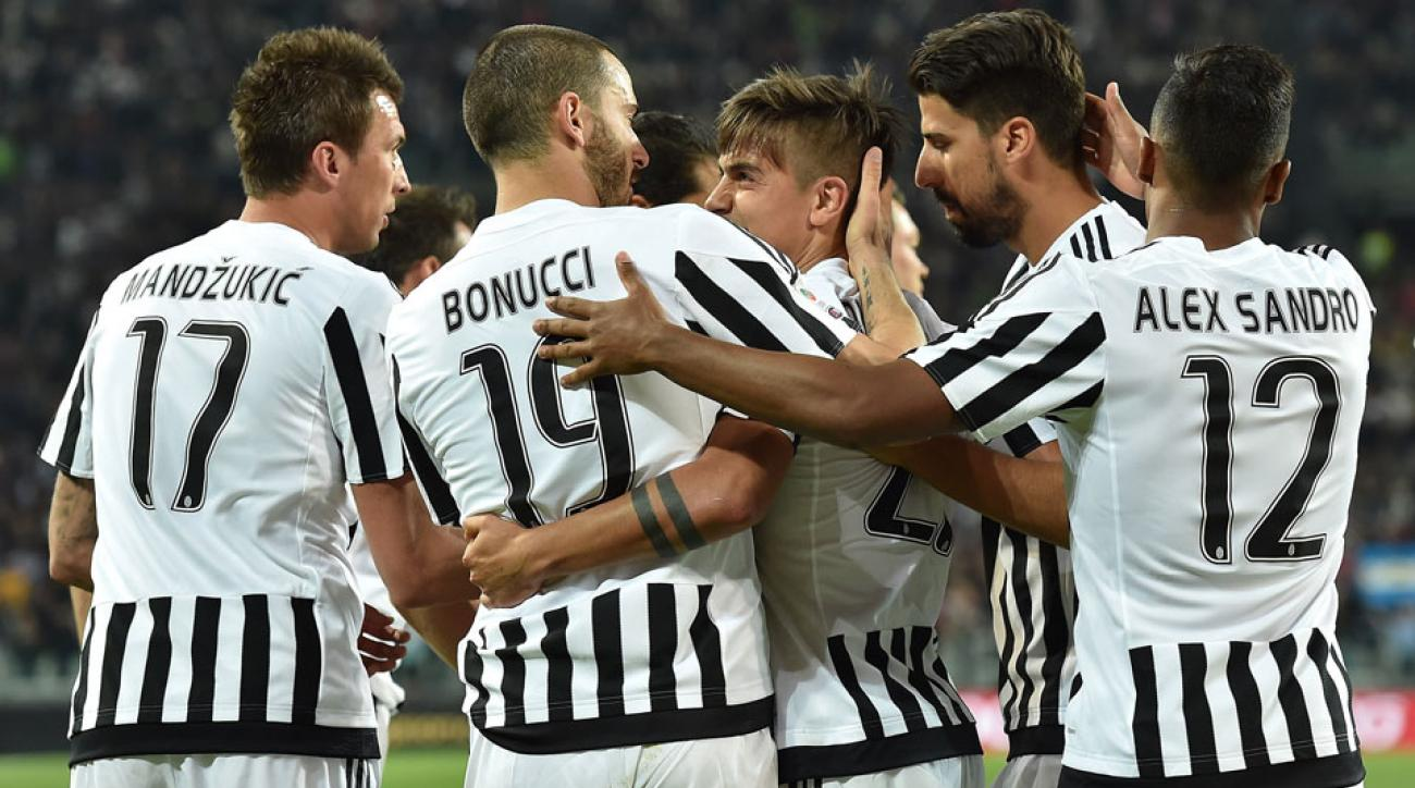 Juventus wins its fifth straight Serie A championship