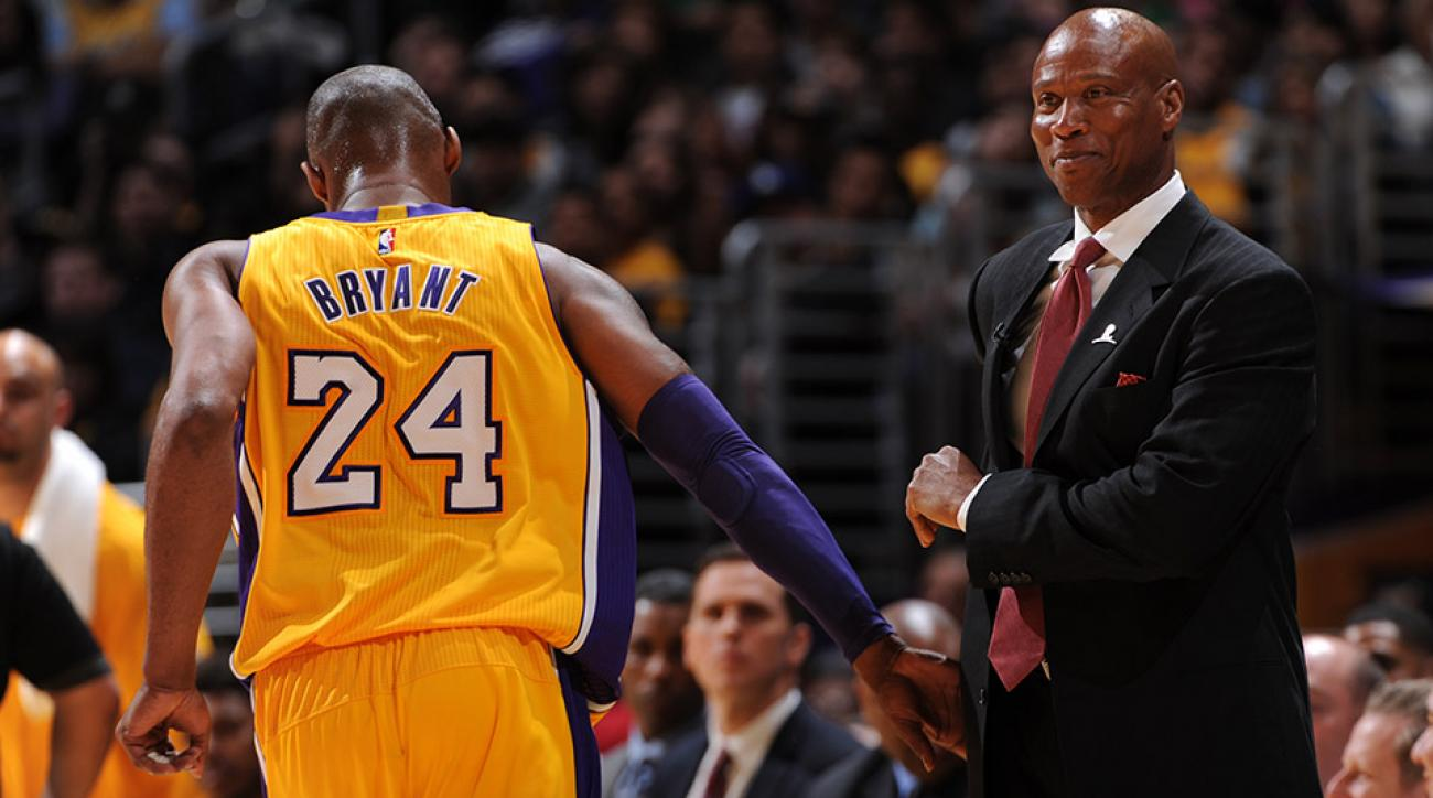 Byron Scott fired Lakers axe coach for enabling Kobe Bryant