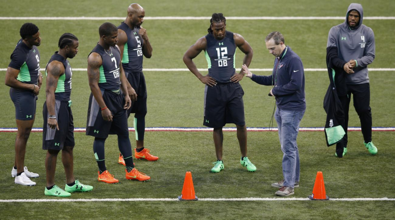 nfl draft players failed drug tests combine