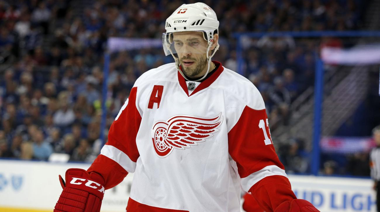 nhl rumors news pavel datsyuk