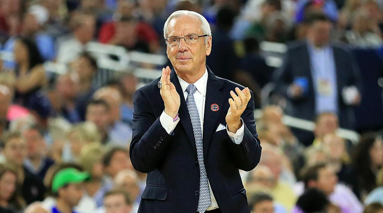 Roy Williams North Carolina