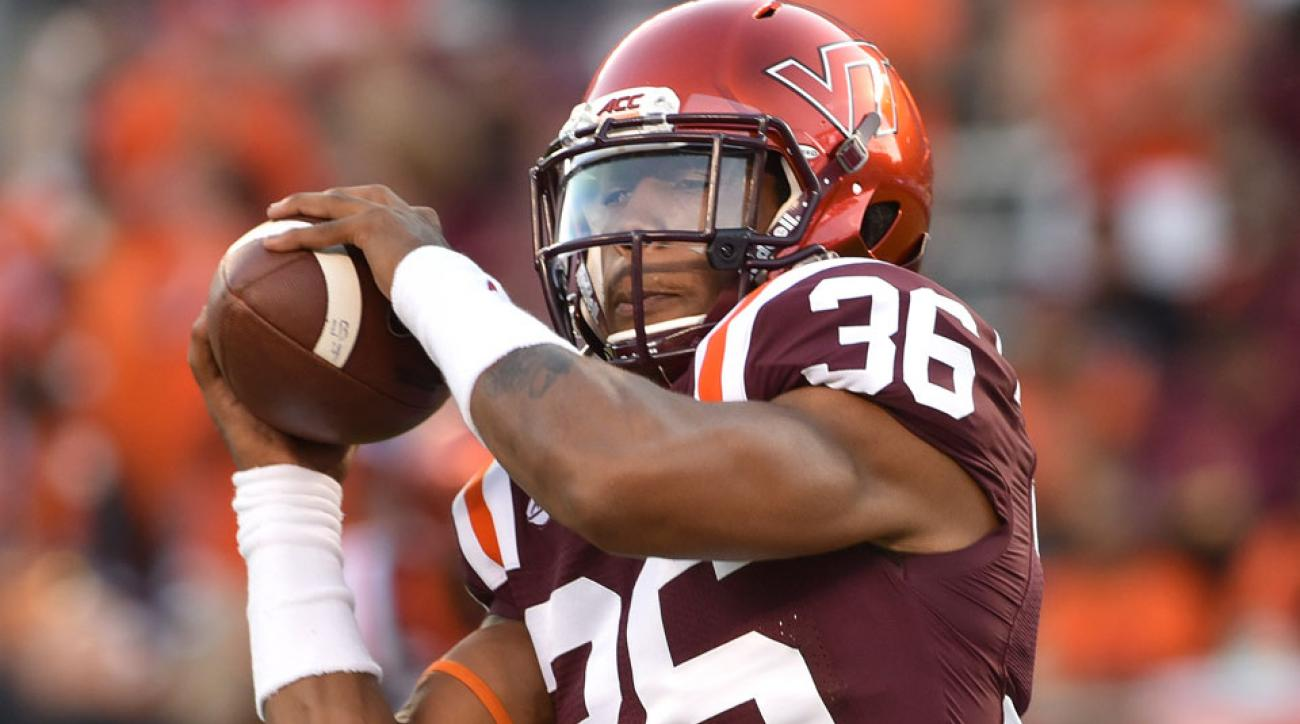 adonis alexander houshun gaines suspended indefinitely virginia tech
