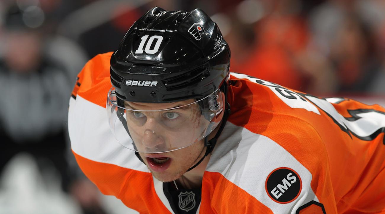 Flyers Trade Schenn to St. Louis for 27th Pick, Select Morgan Frost