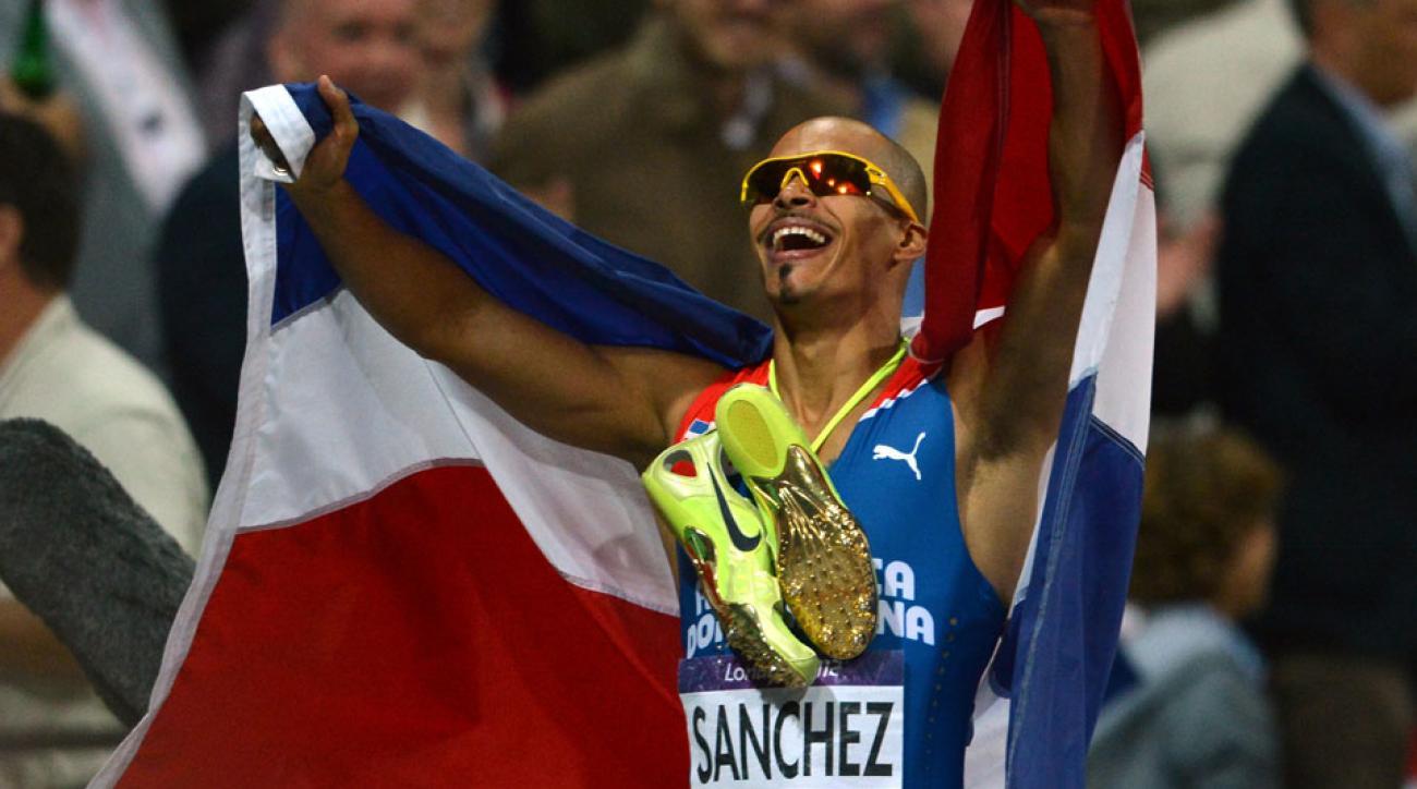 felix sanchez retires olympics rio 2016