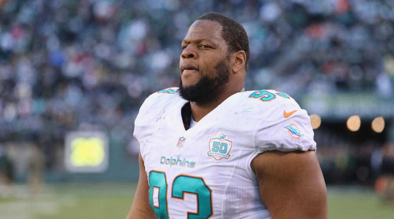 miami dolphins ndamuking suh angry minicamp
