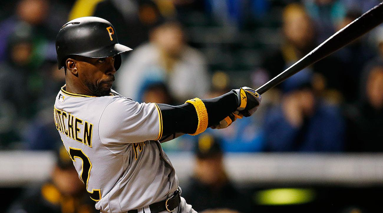 Pittsburgh Pirates Andrew McCutchen