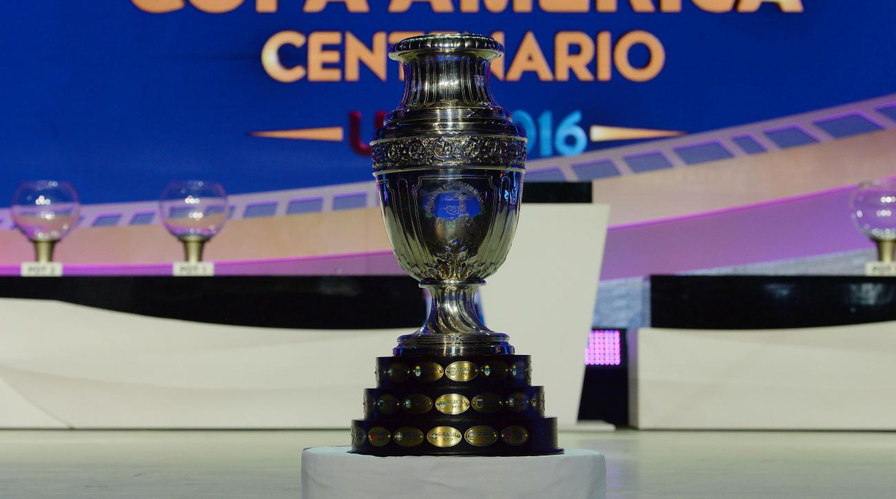 copa america centenario tv schedule