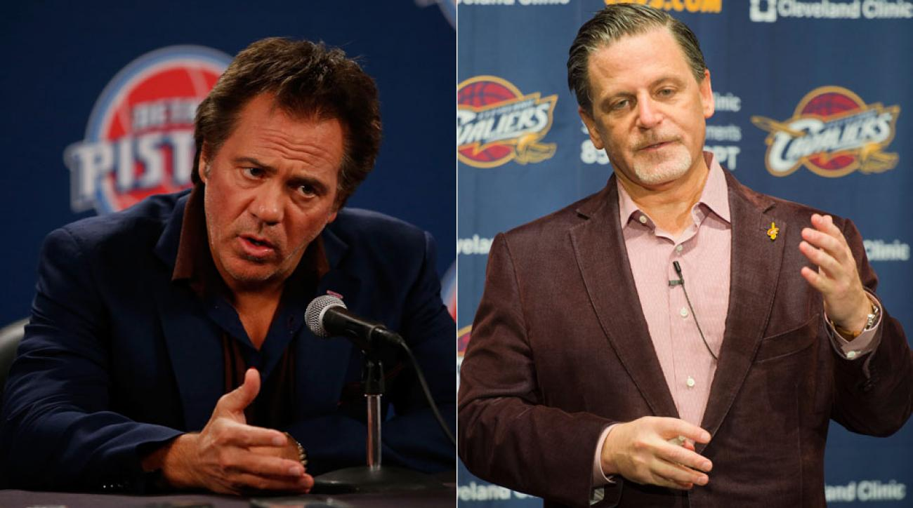 MLS expansion in Detroit is led by Tom Gores and Dan Gilbert