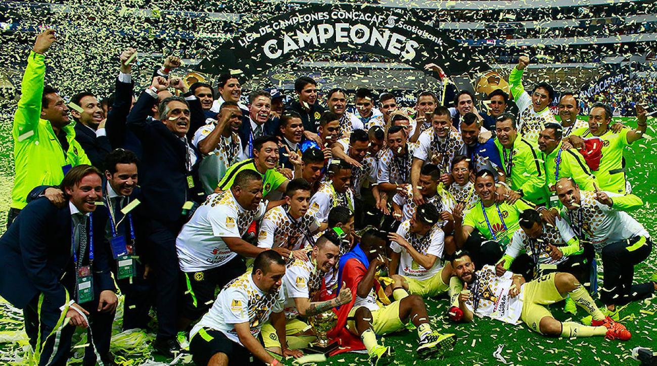 Club America CONCACAF