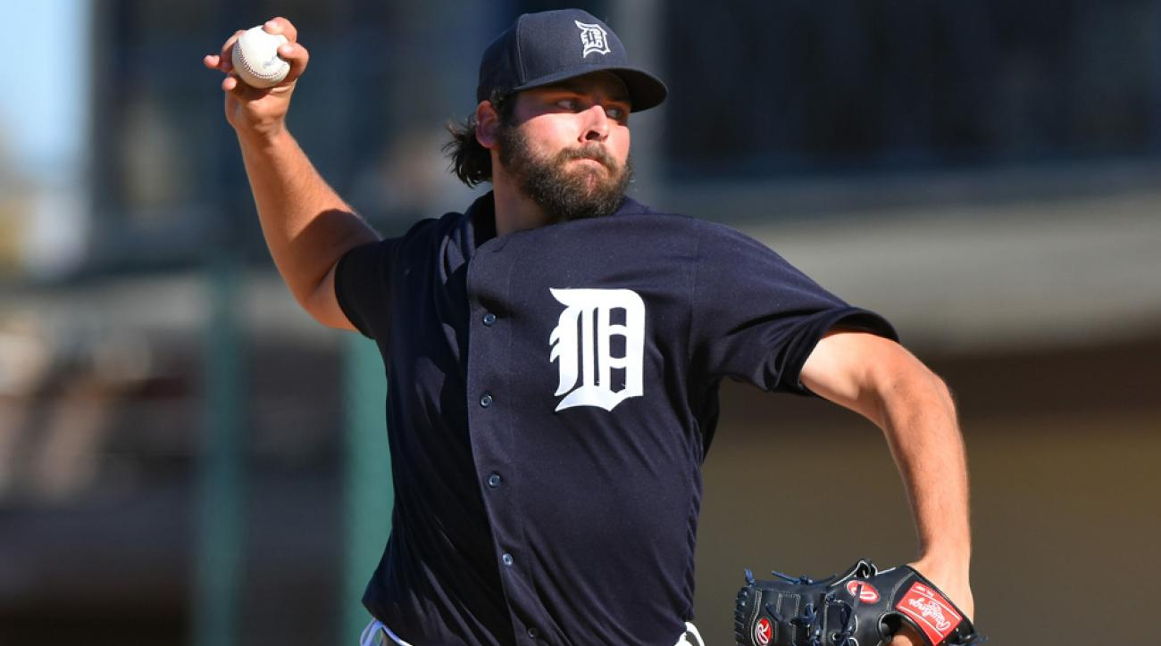 michael fulmer detroit tigers called up major league debut
