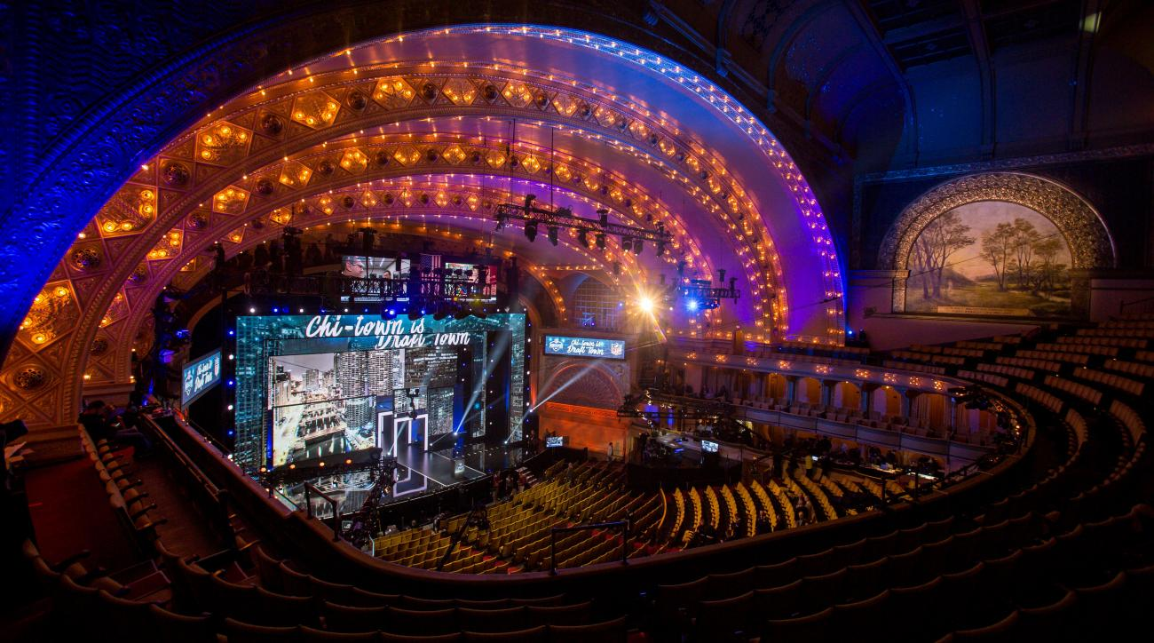 nfl draft 2016 first round results