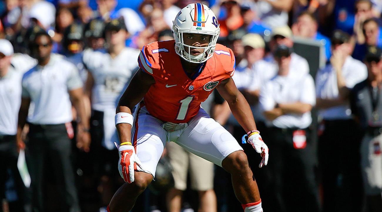 NFL draft 2016  Tampa Bay Buccaneers select CB Vernon Hargreaves ... 470d0200e77