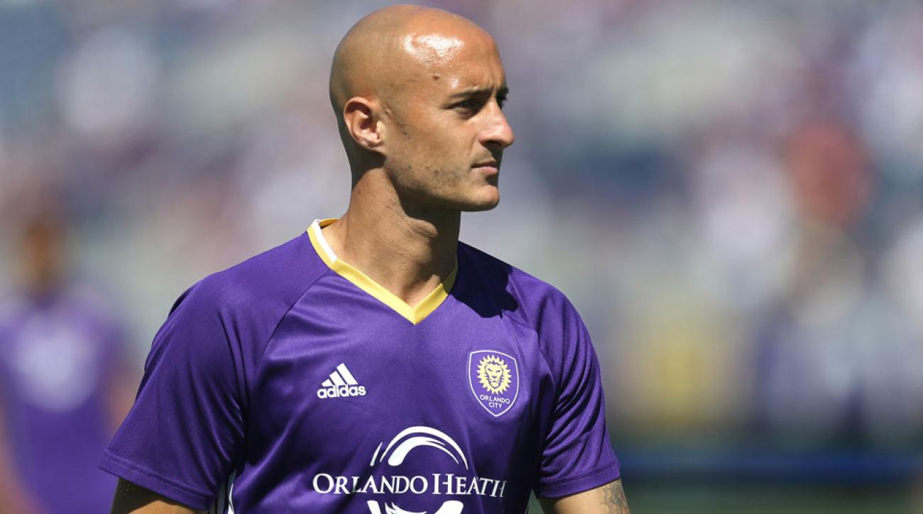 Aurelien Collin is on his way to the New York Red Bulls