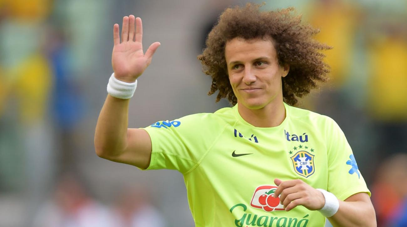 David Luiz will miss Copa America for Brazil