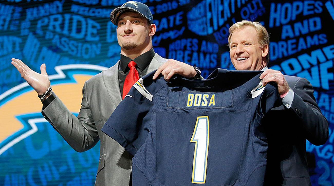 NFL draft grades: 2016 first-round results, analysis, picks, sleepers