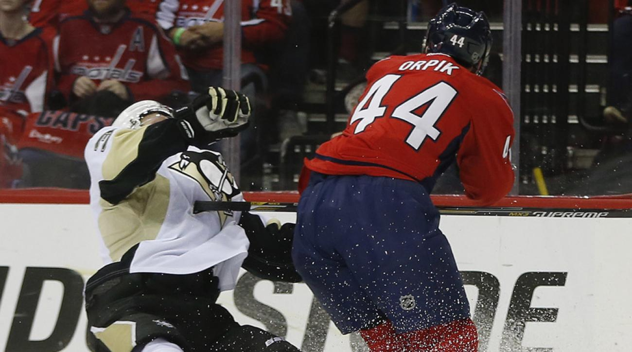 brooks orpik suspended