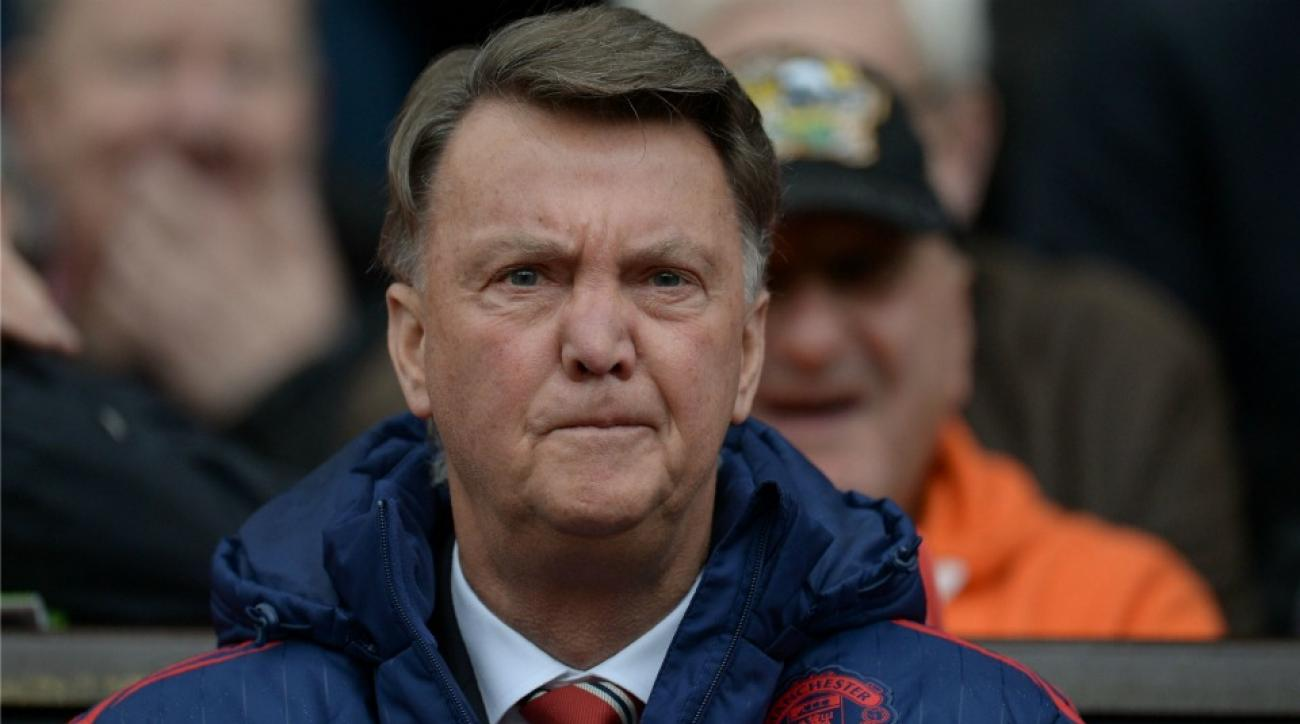 Louis van Gaal will only tolerate hair pulling as part of sexual masochism