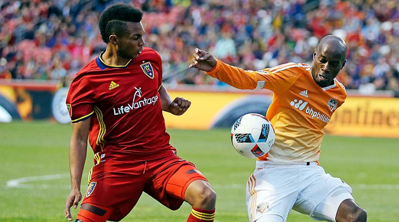 Real Salt Lake vs. Houston Dynamo