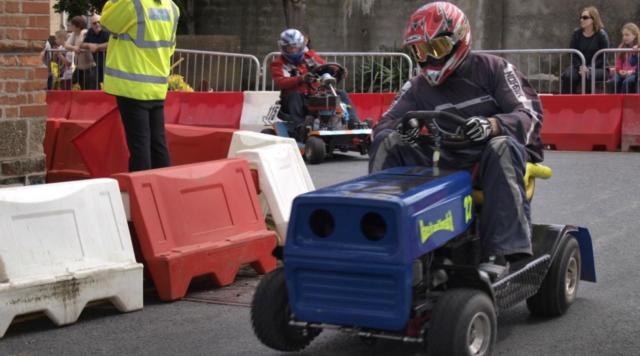 British Lawn Mower racing season has begun
