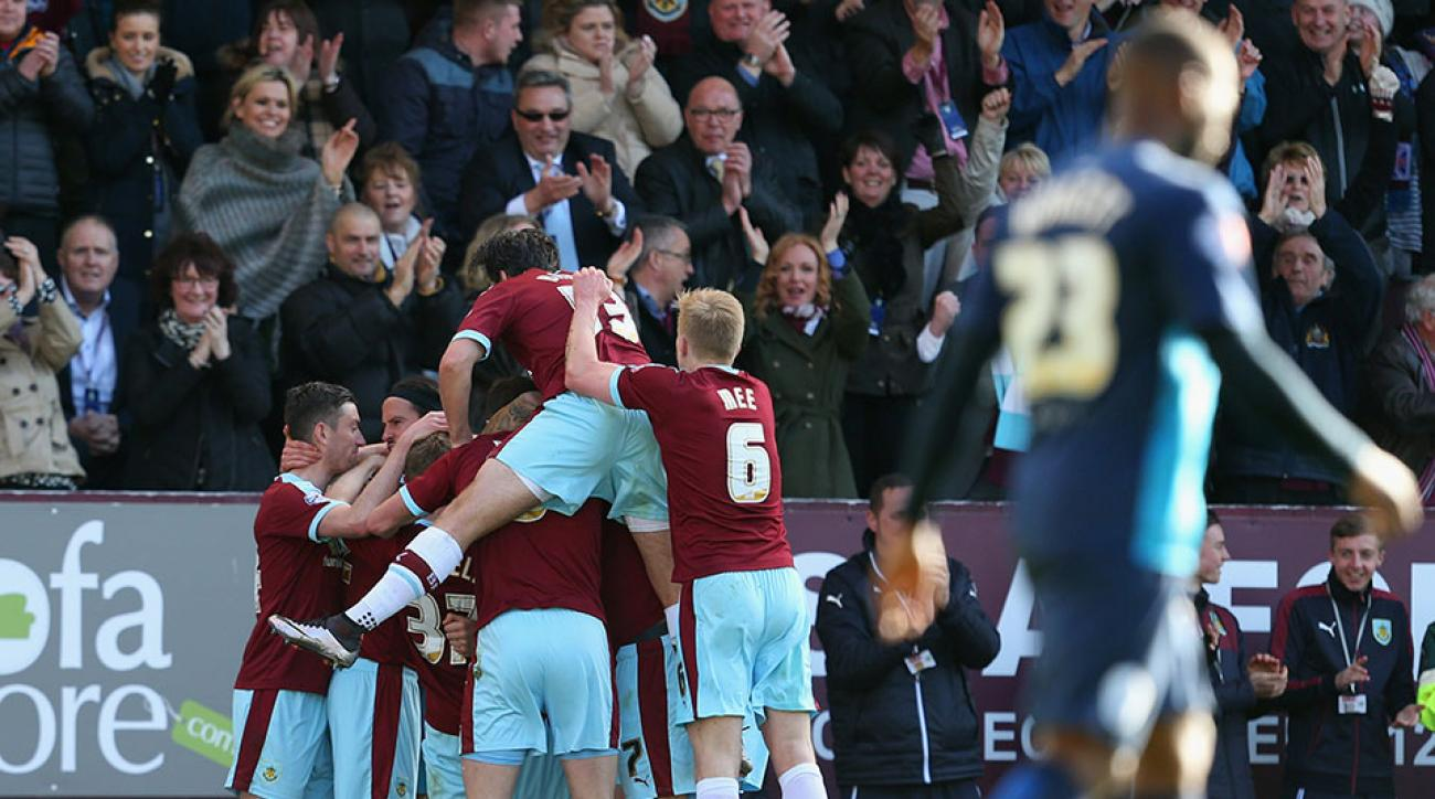 burnley odds to win premier league title leicester city
